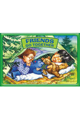 Steck-Vaughn Pair-It Books Early Emergent  Big Book Friends Go Together-9780817282554