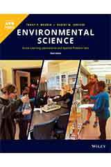 Wagner, Environmental Science: Active Learning Labs&Applied Prob Sets,3rdEdition  Lab Manual Grades 9-12-9781119582458