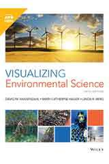 Berg, Visualizing Environmental Science, Fifth Edition  Student Edition Grades 9-12-9781119582816