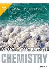 Malone, Basics of Chemistry, Ninth Edition  Student Edition Grades 9-12-9781119582823