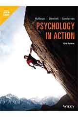 Huffman, Psychology in Action, Twelfth Edition  Student Edition Grades 9-12-9781119583035