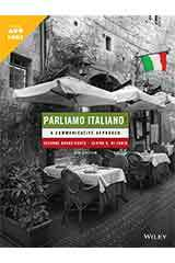 Branciforte, Parliamo Italiano!, Fifth Edition 6 Year ePUB Set Grades 9-12-9781119587569