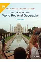 Fouberg, Understanding World Regional Geography, Second Edition 6 Year WileyPLUS Set Grades 9-12-9781119588122