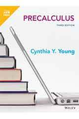 Young, Precalculus, Third Edition 6 Year ePUB Set Grades 9-12-9781119589242