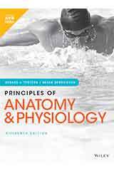 Tortora, Principles of Anatomy and Physiology, Fifteenth Edition 1 Year ePUB Set Grades 9-12-9781119589389