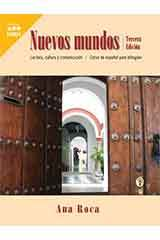 Roca, Nuevos Mundos, Third Edition 1 Year ePUB Set Grades 9-12-9781119590569