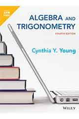 Young, Algebra And Trigonometry, Fourth Edition 6 Year WileyPLUS Set Grades 9-12-9781119591252