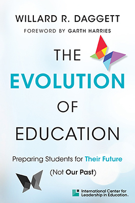 The Evolution of Education-9781328036056