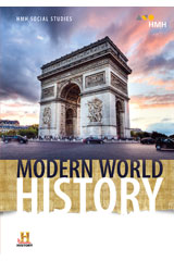 Modern World History 1 Year Print/8 Year Digital Class Set Classroom Package With Channel One-9781328706850