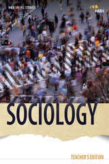 Sociology 8 Year Online Teacher Digital Management Center-9781328753052