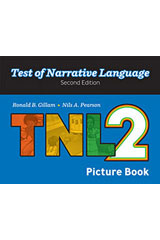 Test of Narrative Language–Second Edition  Picture Book-9781328824820