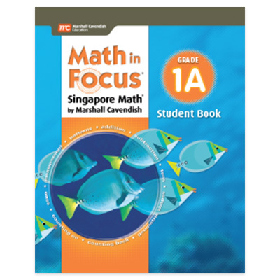 Math in Focus (STA)  Student Edition Book A Grade 1-9781328880697