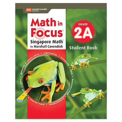 Math in Focus (STA)  Student Edition Book A Grade 2-9781328880710