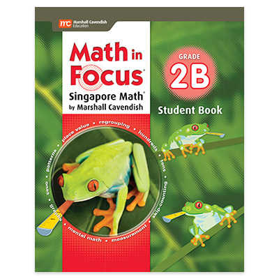 Math in Focus (STA)  Student Edition Book B Grade 2-9781328880727