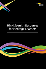 Resources for Heritage Learners: Stand-Alone Print With Audio Download