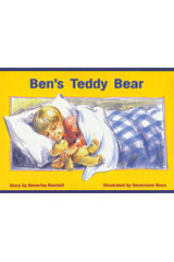 Rigby PM Platinum Collection  Individual Student Edition Red (Levels 3-5) Ben's Teddy Bear-9781418900328
