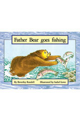 Rigby PM Platinum Collection  Individual Student Edition Red (Levels 3-5) Father Bear Goes Fishing-9781418900359
