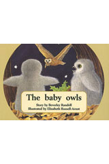Rigby PM Platinum Collection  Individual Student Edition Red (Levels 3-5) The Baby Owls-9781418900397