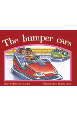 Rigby PM Platinum Collection  Individual Student Edition Red (Levels 3-5) The Bumper Cars-9781418900410
