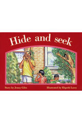 Rigby PM Platinum Collection  Individual Student Edition Red (Levels 3-5) Hide and Seek-9781418900427