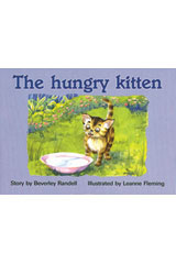 Rigby PM Platinum Collection  Individual Student Edition Yellow (Levels 6-8) The Hungry Kitten-9781418900557