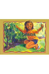 Rigby PM Platinum Collection  Individual Student Edition Yellow (Levels 6-8) Sally's Beans-9781418900564