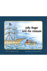 Rigby PM Platinum Collection  Individual Student Edition Yellow (Levels 6-8) Jolly Roger, the Pirate-9781418900687