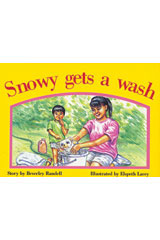 Rigby PM Platinum Collection  Individual Student Edition Yellow (Levels 6-8) Snowy Gets a Wash-9781418900724