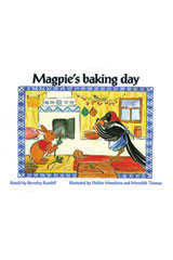 Rigby PM Platinum Collection  Individual Student Edition Blue (Levels 9-11) Magpie's Baking Day-9781418900816