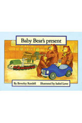 Rigby PM Platinum Collection  Individual Student Edition Blue (Levels 9-11) Baby Bear's Present-9781418900854