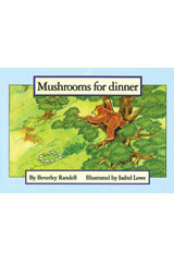 Rigby PM Platinum Collection  Individual Student Edition Blue (Levels 9-11) Mushrooms for Dinner-9781418900915