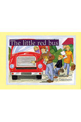 Rigby PM Platinum Collection  Individual Student Edition Green (Levels 12-14) The Little Red Bus-9781418901264