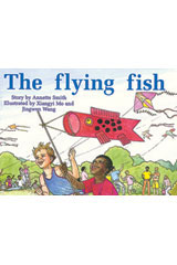 Rigby PM Platinum Collection  Individual Student Edition Green (Levels 12-14) The Flying Fish-9781418901288