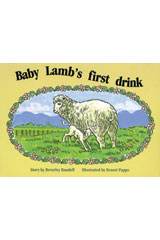 Rigby PM Platinum Collection  Leveled Reader 6pk Red (Levels 3-5) Baby Lamb's First Drink-9781418901448