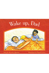 Rigby PM Platinum Collection  Leveled Reader 6pk Red (Levels 3-5) Wake Up, Dad-9781418901516