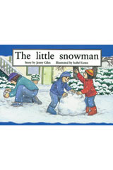 Rigby PM Platinum Collection  Leveled Reader 6pk Red (Levels 3-5) The Little Snowman-9781418901578