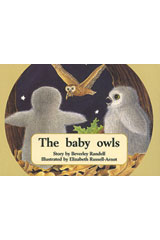 Rigby PM Platinum Collection  Leveled Reader 6pk Red (Levels 3-5) The Baby Owls-9781418901592