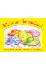 Rigby PM Platinum Collection  Leveled Reader 6pk Yellow (Levels 6-8) Where are the Sunhats?-9781418901714