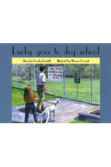 Rigby PM Platinum Collection  Leveled Reader 6pk Yellow (Levels 6-8) Lucky goes to Dog School-9781418901776