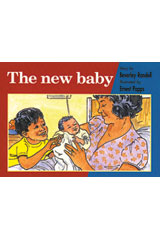 Rigby PM Platinum Collection  Leveled Reader 6pk Yellow (Levels 6-8) The New Baby-9781418901790