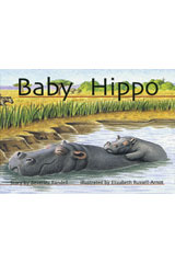 Rigby PM Platinum Collection  Leveled Reader 6pk Yellow (Levels 6-8) Baby Hippo-9781418901875
