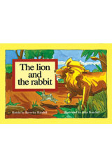 Rigby PM Platinum Collection  Leveled Reader 6pk Blue (Levels 9-11) The Lion and the Rabbit-9781418902025