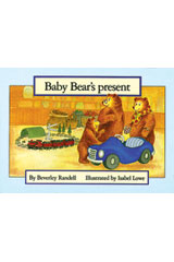 Rigby PM Platinum Collection  Leveled Reader 6pk Blue (Levels 9-11) Baby Bear's Present-9781418902056