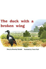 Rigby PM Platinum Collection  Leveled Reader 6pk Blue (Levels 9-11) The Duck with a Broken Wing-9781418902186