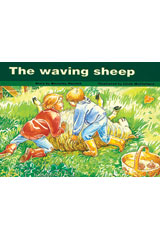 Rigby PM Platinum Collection  Leveled Reader 6pk Green (Levels 12-14) The Waving Sheep-9781418902360