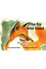 Rigby PM Platinum Collection  Leveled Reader 6pk Green (Levels 12-14) The Fox Who Foxed-9781418902452