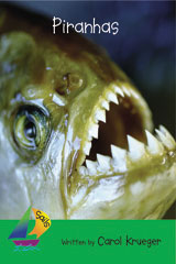 Rigby Sails Early  Leveled Reader 6pk Green Piranhas-9781418903411