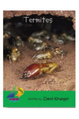 Rigby Sails Early  Leveled Reader 6pk Green Termites-9781418903459