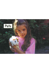 Rigby PM Platinum Collection  Leveled Reader 6pk Magenta (Levels 1-2) Pets-9781418904005
