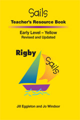 Rigby Sails Early  Teacher's Guide Yellow-9781418904524
